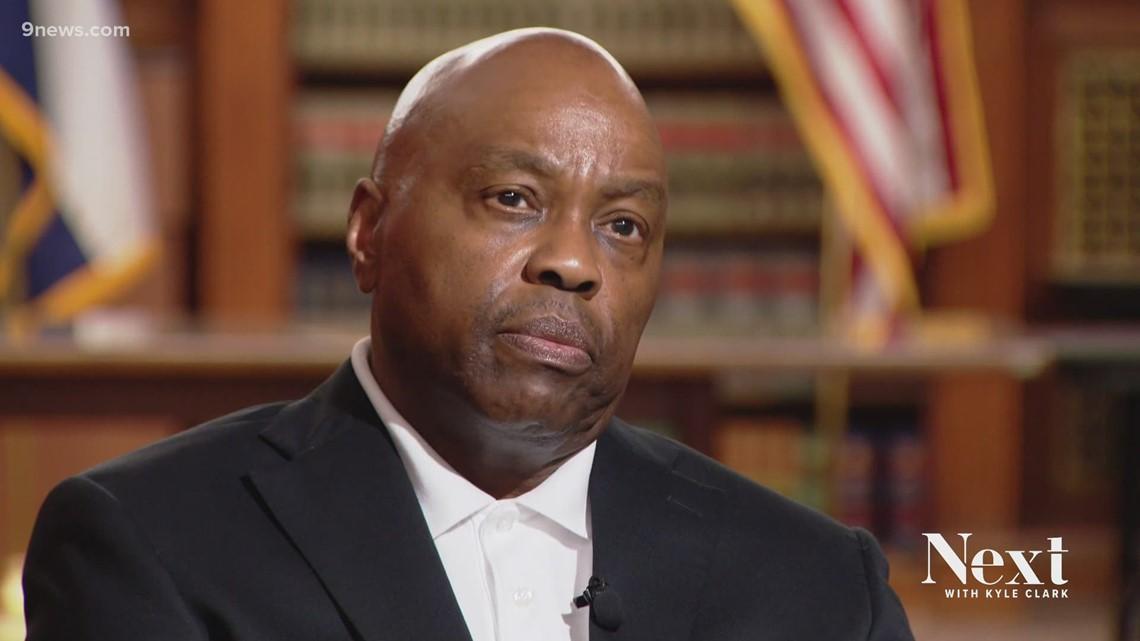 Phil Washington, Denver Mayor Michael Hancock's pick as head of DIA, talks about nomination