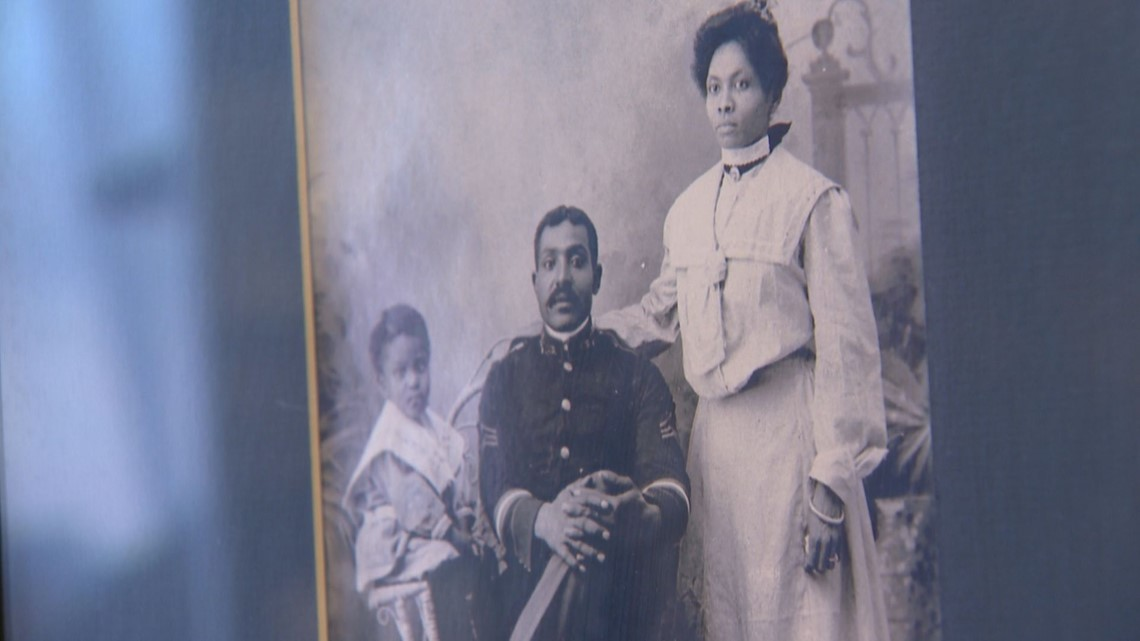 African Americans migrated west looking for new opportunities in the 1860s