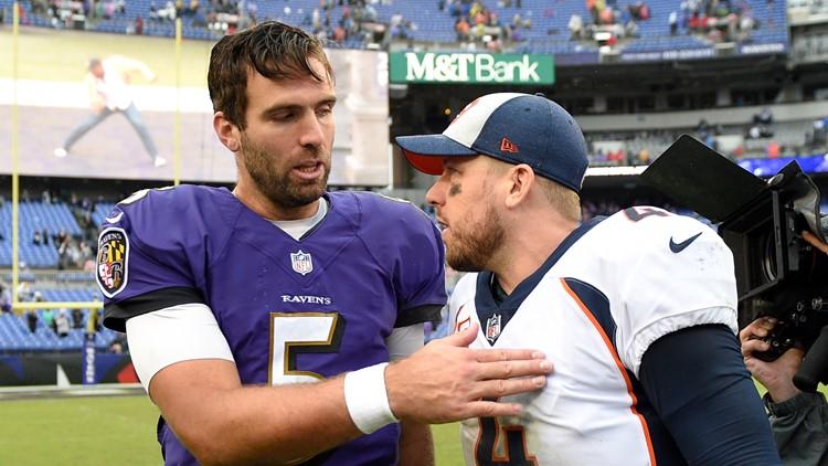 Details Behind Broncos Acquiring Quarterback Joe Flacco For Fourth