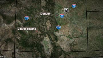 2 die in Gunnison River accidents