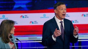 Hickenlooper, Bennet will appear on different nights in upcoming CNN presidential debates