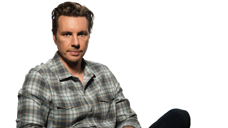 Dax Shepard Portrait Session