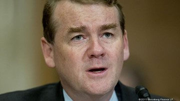 Bennet on health care, education, climate (and his presidential ambitions)
