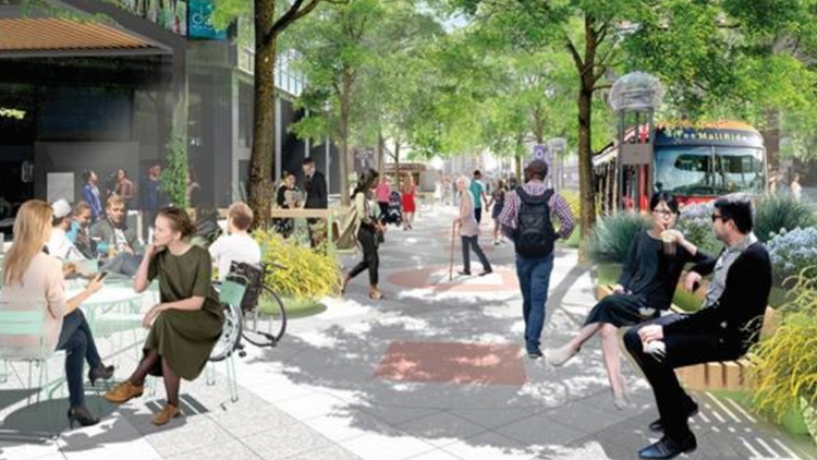 16th Street Mall project advances to final design and construction