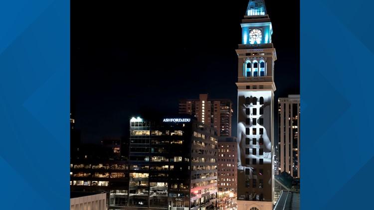 Night Lights Denver