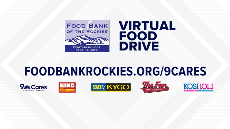 Gill Foundation donates $500,000 to 9Cares Virtual Food Drive