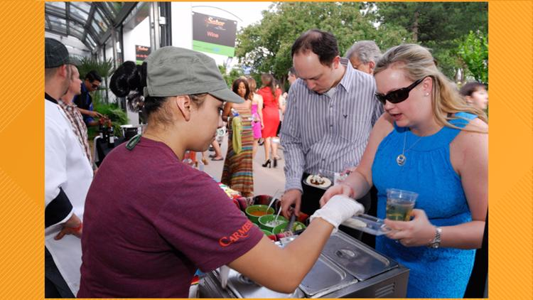 Try food from more than 40 Denver restaurants at the 13th annual Sabor festival