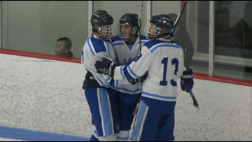 Ralston Valley powers by No. 4 Monarch 6-1