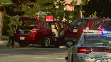 Bomb squad finds nothing after vehicle with possible explosives reported in Evergreen