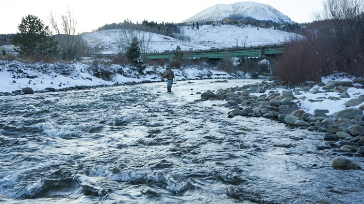 Tinkering with a pollutant, Colorado ranch seeks to improve fish habitat