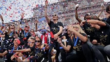 Gov. Polis invites Women's World Cup champs to Colorado