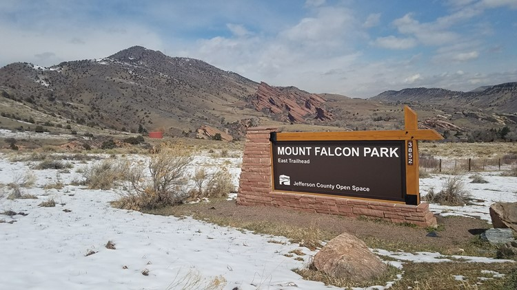 Mount Falcon Park in Morrison