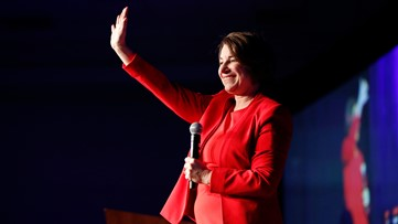 Amy Klobuchar announces campaign events in Colorado on Thursday