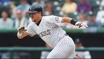 Rockies to retire No. 33 in honor of Larry Walker