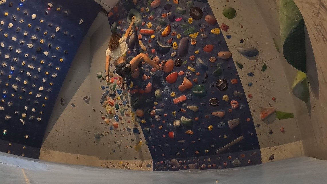 Colorado climber Brooke Raboutou is reaching new heights at the Olympics