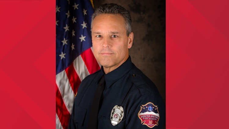 South Metro firefighter paramedic Anthony Palato honored during memorial service, procession