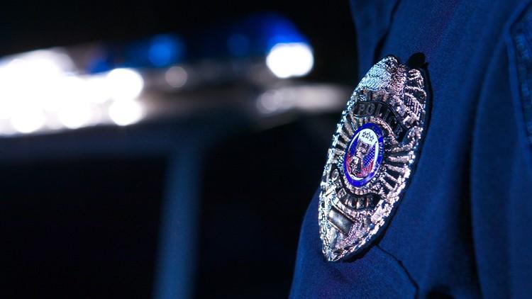 police badge officer