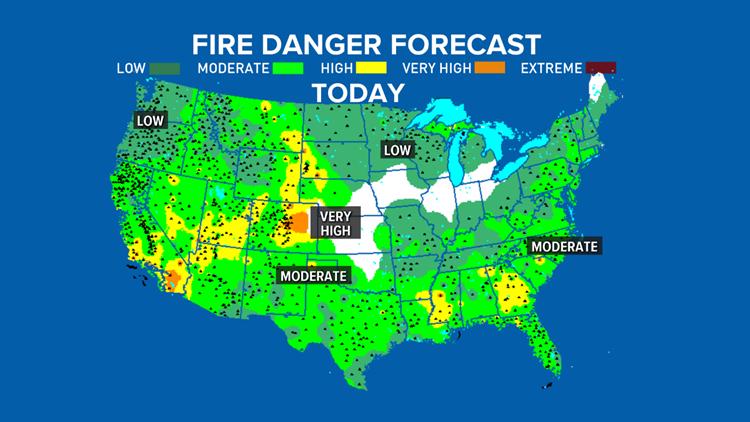 Fire Danger 9-17-2019