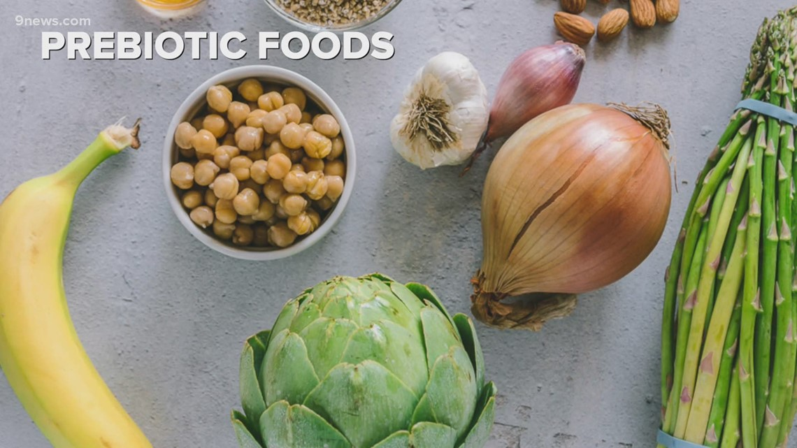 Prebiotic foods to try for better gut health