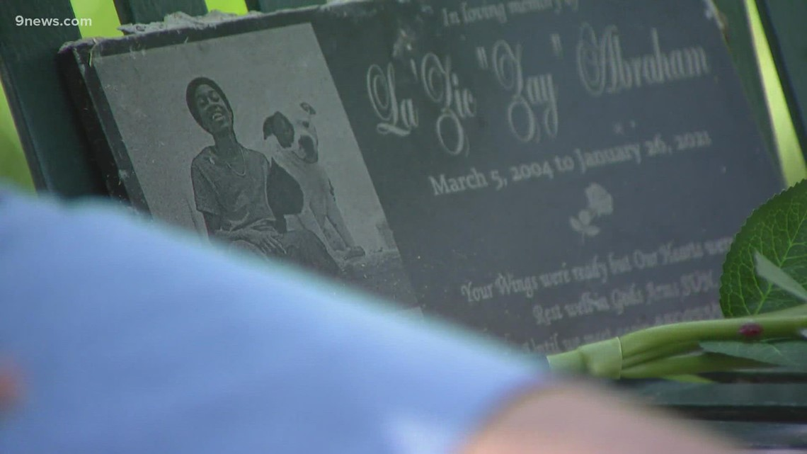 Shooting victim's memorial creates confusion when city removed it