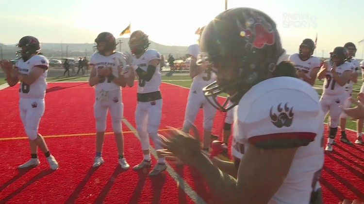 Douglas County beats rival Castle View for first time since 2014 in 9Preps Game of the Week