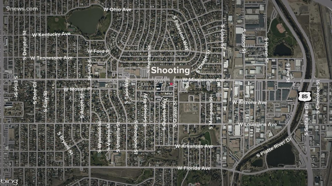 4 victims injured in 2 shootings overnight in Denver