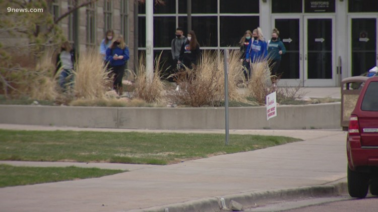 Family frustrated after 6 quarantine ordered at Chaparral High School
