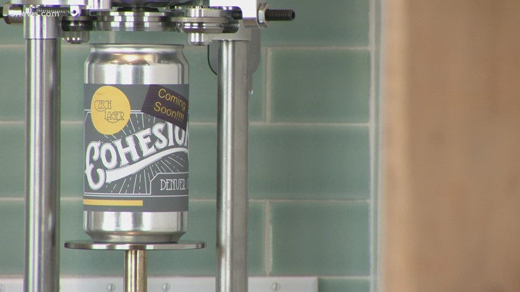 Cohesion Brewery serving up Czech-style lagers in Denver