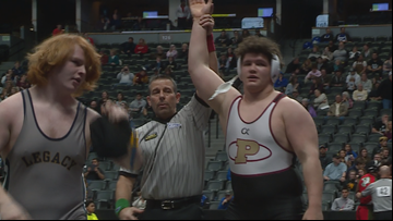 All potential four-peats still in play after State Wrestling Day 1