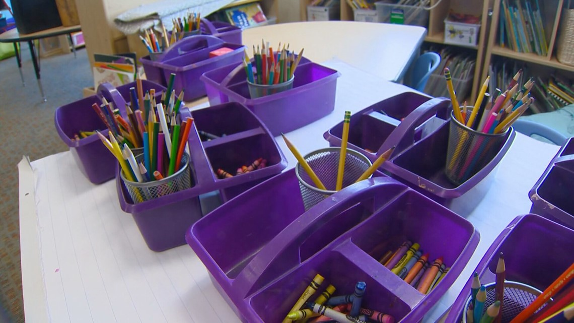 DPD is distributing school supplies to families in need on Saturday