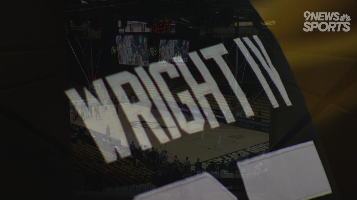 The Wright path: CU basketball star reunited with father