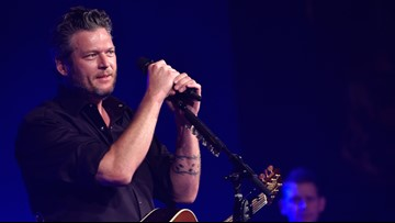Blake Shelton returning to Colorado with Pepsi Center concert