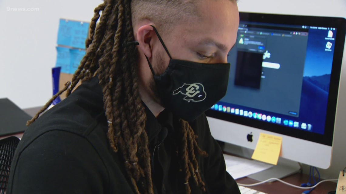 CU Boulder student body president pushes forward with change amid pandemic