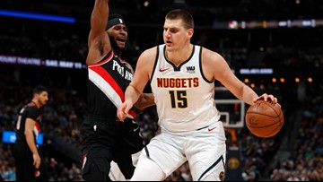 Millsap, Jokic spark Nuggets' 124-98 blowout of Blazers
