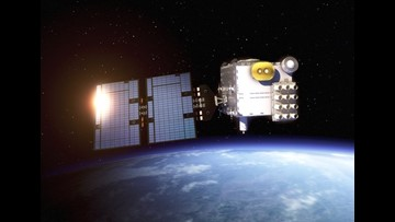 Satellites to use GPS signal to gather weather data