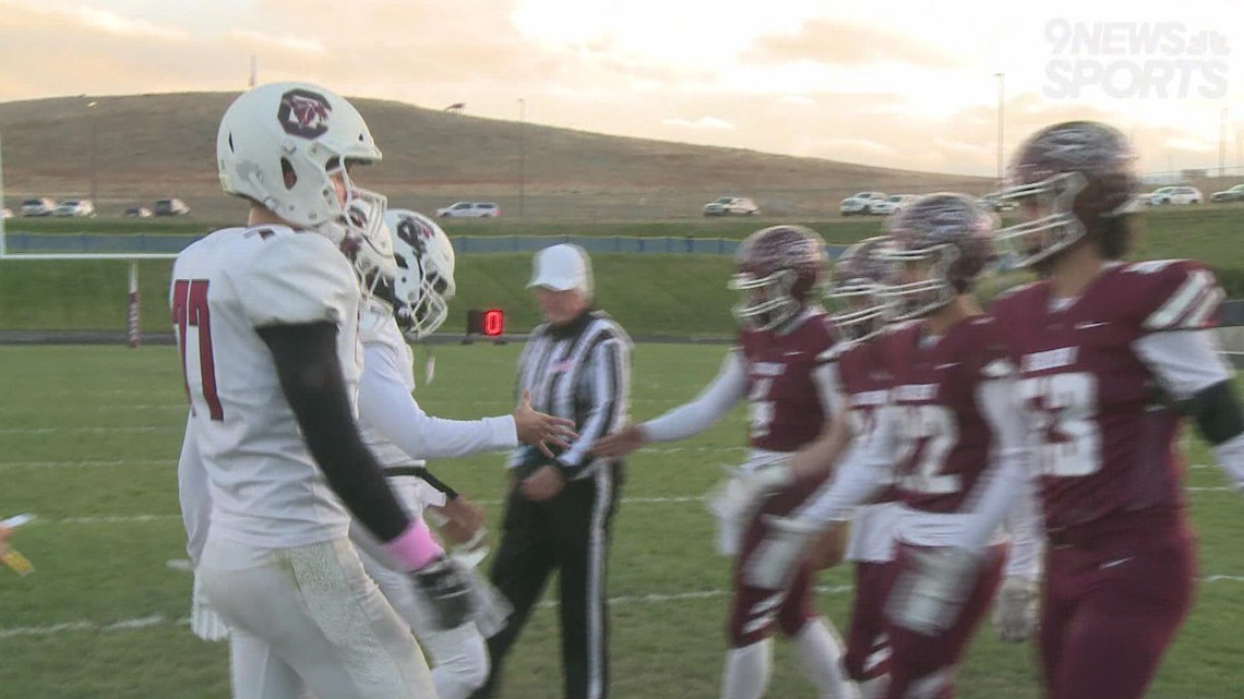 Game of the season so far: Chatfield football outlasts Golden in absolute thriller, 50-49