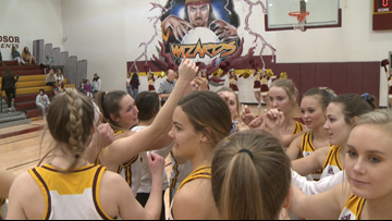 Windsor girls taking move to 5A in stride