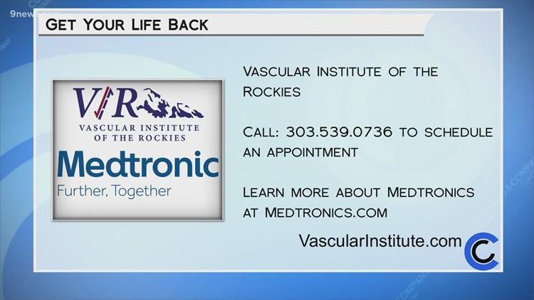 Vascular Institute of the Rockies - April 13, 2021