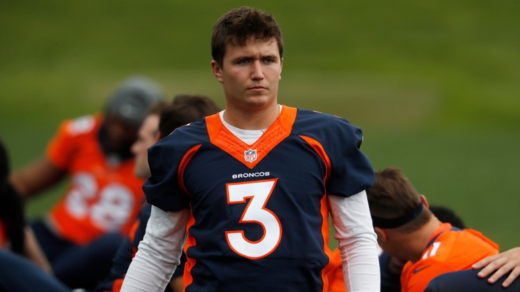 No holdout: Drew Lock reaches accord with Broncos on 4-year contract