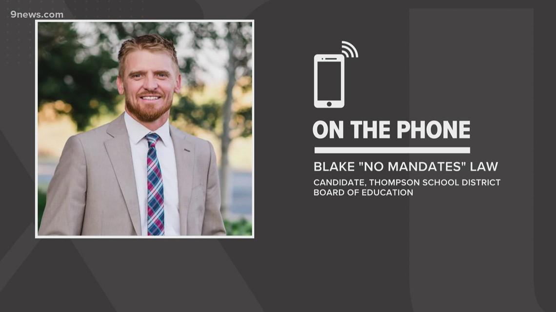 'No Mandates,' no problem: School board candidate's nickname allowed on ballot