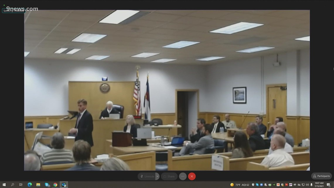 Mark Redwine trial: Prosecution delivers closing arguments