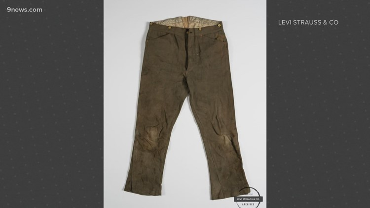 Most Colorado Things: Artifactual pair of jeans unearthed at Leadville home