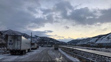 I-70 reopens through Glenwood Canyon after rockslide