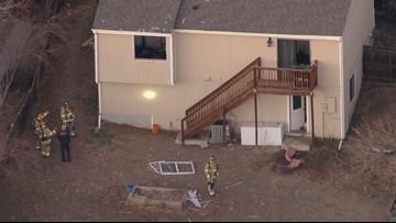 2 adults injured after explosion inside Westminster home