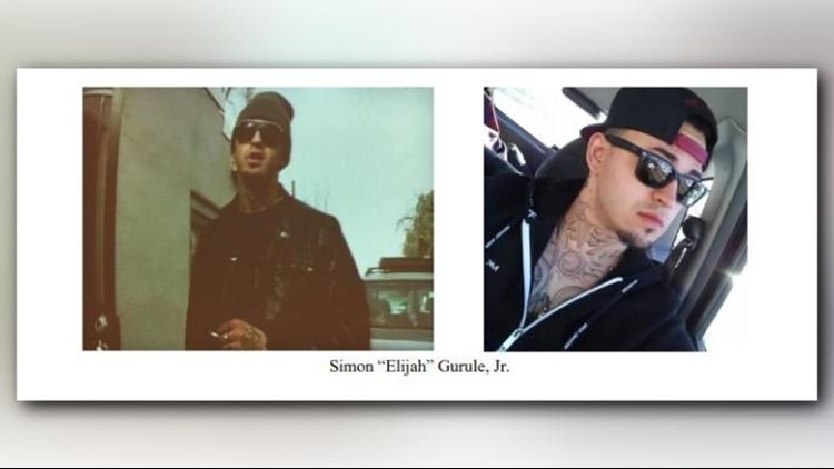 "Simon ""Elijah"" Gurule, Jr."