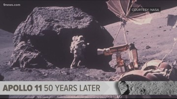 Apollo 11: 50 years later