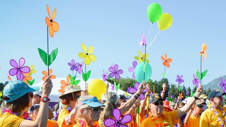 Alzheimer's Association: Colorado Chapter Walk to End Alzheimer's