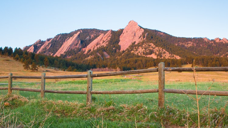 Boulder ranked top place to live in the country, 3 more Colorado cities make top 17