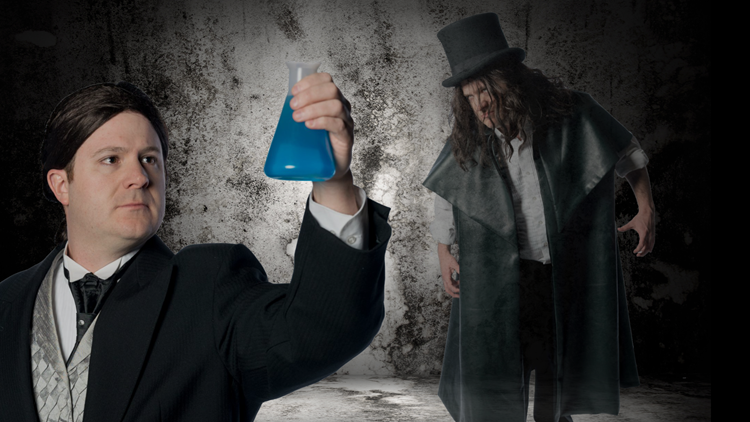 """""""Jekyll and Hyde"""" Opens at the  Candlelight Dinner Playhouse"""