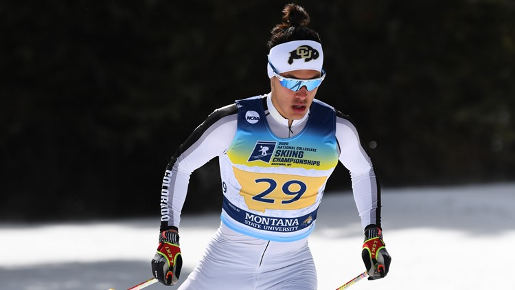 CU's Magnus Boee named National Nordic Skier of the Year
